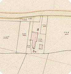 kadastrale minuut delft 1823